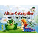 Гусеница Алина и ее друзья на английском языке