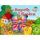 Бабочка Алина в огороде на английском языке 1 уровень