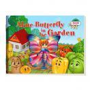 Бабочка Алина в огороде. Aline-Butterfly in the Garden. 24973