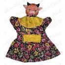 Кукла Би-Ба-Бо Коровка 11039