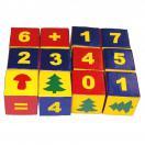 ИММК кубики Математика