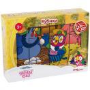 Кубики Попугай Кеша 12 дет 87344