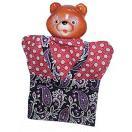 Мишутка кукла - перчатка 11054