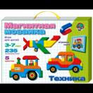 Магнитная мозаика Техника  01510