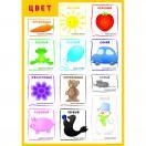 Плакат Цвет МС10100