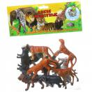 Набор животных Дикие животные ВВ1611