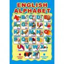 Плакат А-3 Английский Алфавит ПЛ-4942