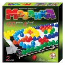 Мозаика 120 шт/20 мм. 6 цветов  2 поля 02001