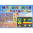 Магнитная мозаика в коробке 96 деталей арт.7855